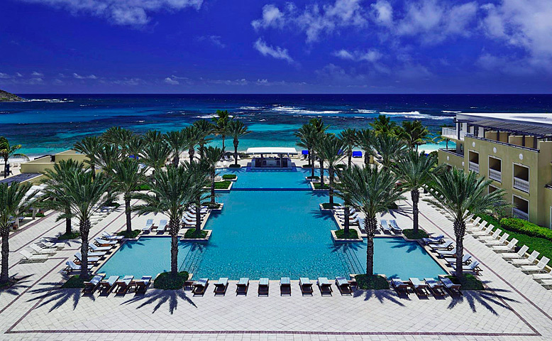 The Westin Dawn Beach Resort & Spa- St. Maarten