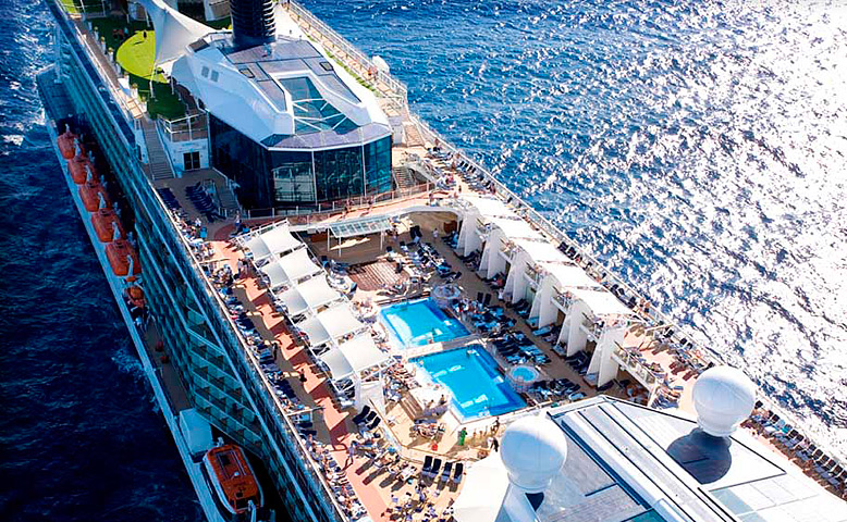 Alaska cruise aboard Celebrity Cruises