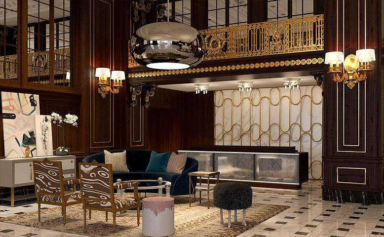 The Blackstone- A Renaissance Hotel