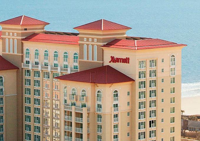 Myrtle Beach Marriott Resort & Spa