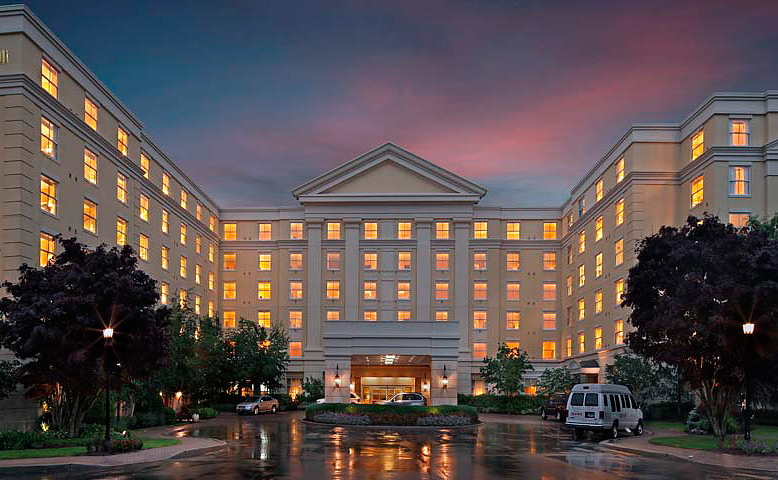 Mystic Marriott Hotel & Spa