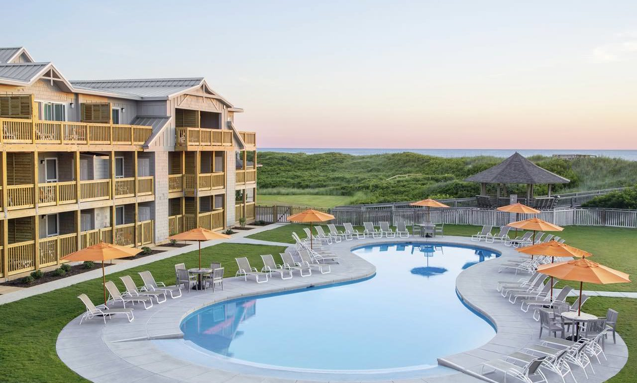 The Sanderling Resort & Spa