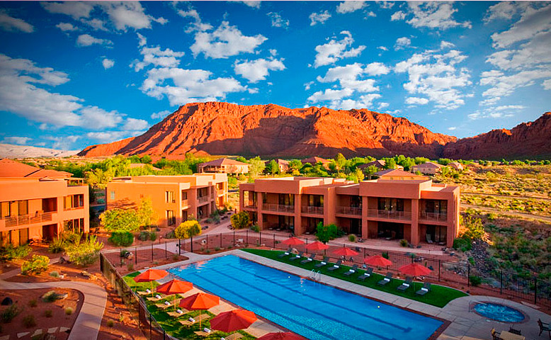 Red Mountain Resort- Utah