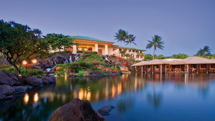 Grand Hyatt Resort & Spa, Kauai